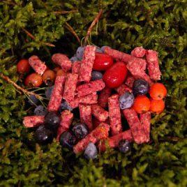 03002 Pellet Red Berry